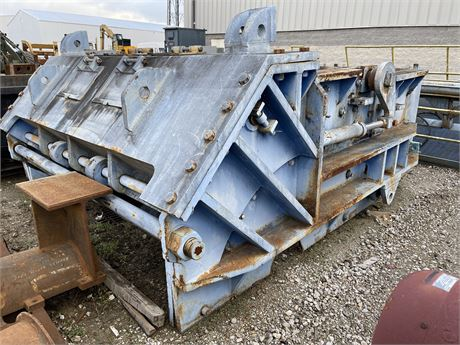 2002 Metso Texas 80 x 104 3,500HP Shredder